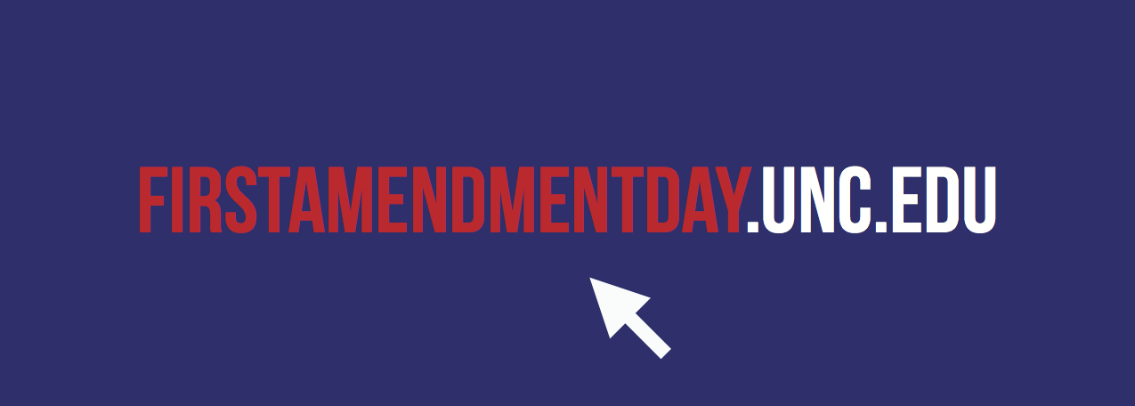 First Amendment Day Logo